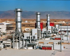 255 MW Salalah Open Cycle Power Plant, Oman