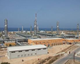 ARZEW LNG (ALGERIA)