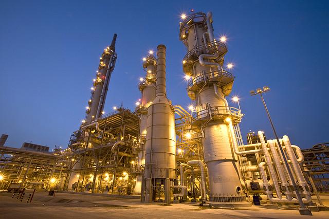 Ammonia plant - Egypt